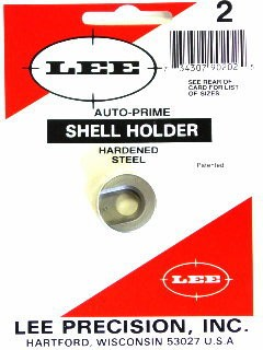 Lee Shell Holder N.2 Per Innescatore Manuale