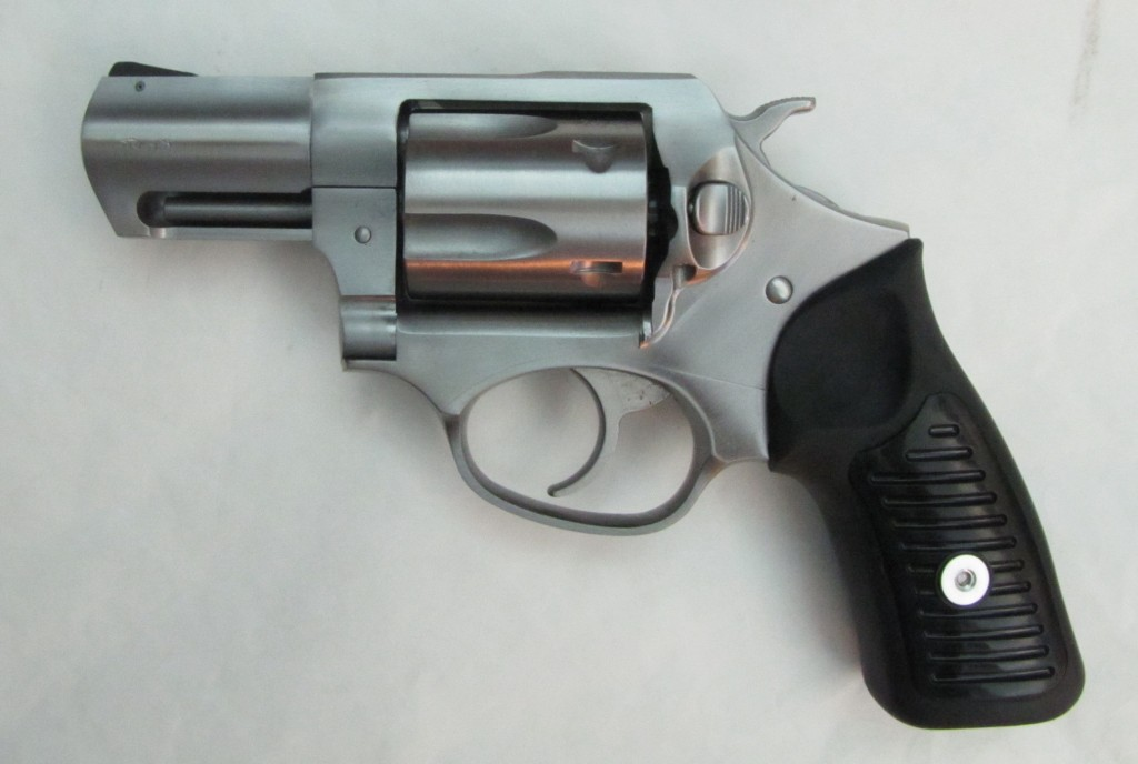 Ruger Revolver Mod. Sp101 Ss Cal.357 Mag Canna 2,25