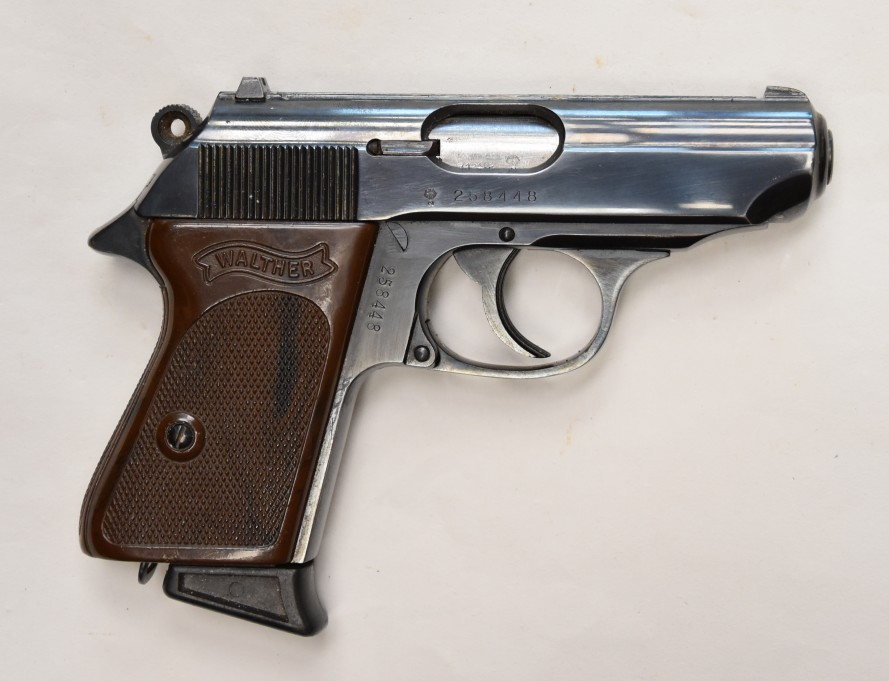 Walther Pistola Mod. Ppk Cal.7,65b